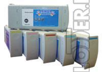 Set 6 cartucce compatibili HP81 DYE - Hp Color copier 210