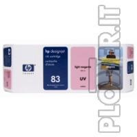 CART. INK MAGENTA CHIARO-UV HP N.83 - Hp Color copier 210