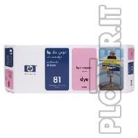CARTUCCIA INK MAGENTA CHIARO HP N81 - Hp Color copier 210