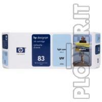 CARTUCCIA INK CIANO CHIARO-UV N.83 - Hp Color copier 210
